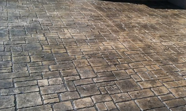Lenz Stamped Concrete In Boise Floors Patios Driveways