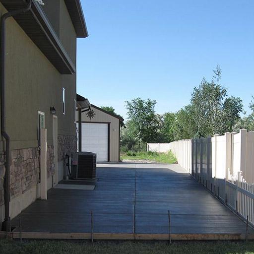 Meridian Concrete Contractor Local Installer Patios