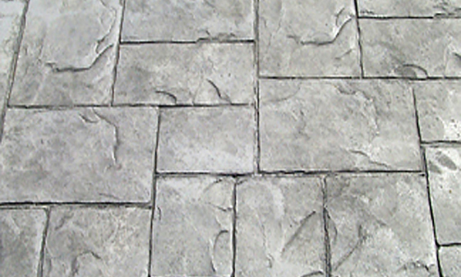 Lenz Stamped Concrete In Boise Floors